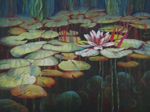 Stanley Park Lily Pads